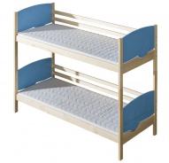 Detská posteľ TRIO poschodová