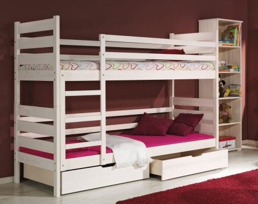 Detská posteľ DAREK poschodová