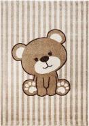Detský koberec Baby Macko béžový