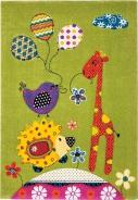 Detský koberec Žirafka