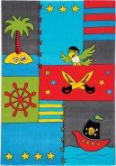 Detský koberec Piráti