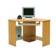 PC stolík, rohový, buk, B3 New
