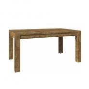 Jedálenský stôl ST 160, dub lefkas, NEVADA ST