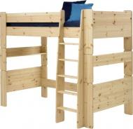 Detská vyvýšená posteľ Dany 90x200 cm (výška 164cm) - masív
