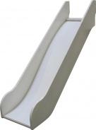 Šmykľavka pre vyvýšenú posteľ Dany - masív / biela