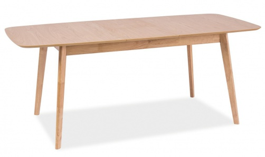 Jedálenský stôl rozkladací FELICIO dub 120