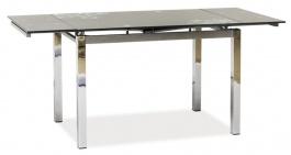 Jedálenský stôl GD-017 rozkladací sivý