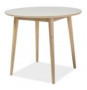 Jedálenský stôl NELSON 90 cm