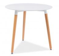 Jedálenský stôl okrúhly NOLAN III