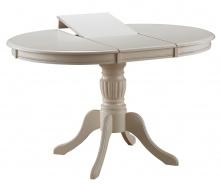 Jedálenský stôl OLIVIA rozkladací bianco