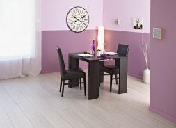 Jedálenský stôl Lilly - káva