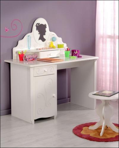 Detský písací stôl Alice II s toaletkou