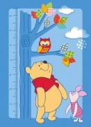 Detský koberec medvídek Pů Taller