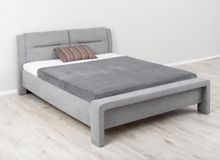 Čalúnená posteľ AVA Chello 160x200cm - výber poťahov