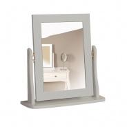Zrkadlo Baroko - tmavo šedá