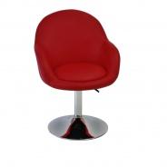 Kreslo Catarina - červená