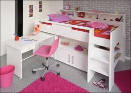 Detská posteľ Swan multifunkčná