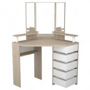 Toaletný stolík Ringo - dub jackson