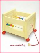 Box na hračky bez veka