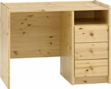 Písací stôl Dany - masiv