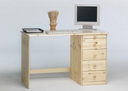 Písací stôl Kent 5S - masív