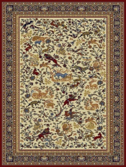 Kusovy koberec Tashkent 60J