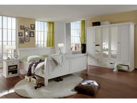 Spálňa Monako - biela