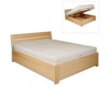 KL-195 postel s úložným prostorem šířka 140 cm