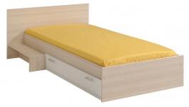 Detská posteľ so schodíkom a zásuvkou Charly 90x190cm