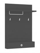 Vešiakový panel REA Vesti 2 - graphite