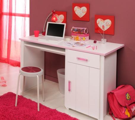 Detský písací stôl Rose