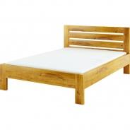 Masívna posteľ ACC 06 140x200cm - výber morenia