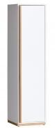 Evade E12 skriňa pravá biela / orech