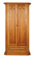 Skriňa 2-dverová KINGA