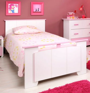 Detská posteľ Rose 90x190cm