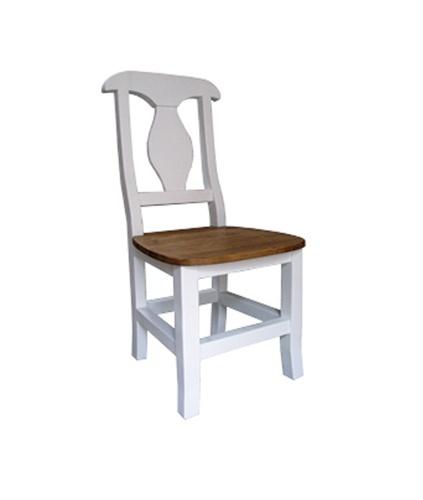 Jedálenská stolička z masívu SIL 03 sedliacka