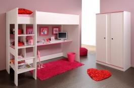 Poschodová posteľ Smoozy