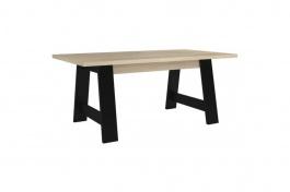 Jedálenský stôl pre 6 osôb MARX - dub jackson