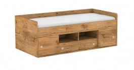 Detská posteľ REA Poppo - lancelot - výber čiel