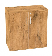 Nízka dverová skrinka REA Office S20 + D2 (2ks) - lancelot - výber dvierok