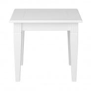 Odkladací stolík Florencie-biely