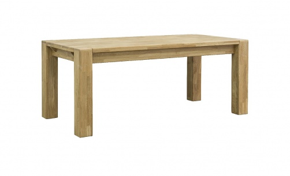 Masívny konferenčný stôl - dub