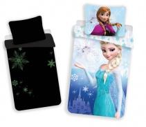 Svietiace obliečky Frozen 02