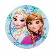 Tvarovaný vankúšik Frozen sisters