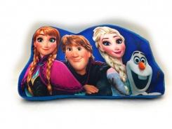 Tvarovaný vankúšik Frozen