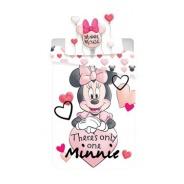 Obliečky Minnie - pale
