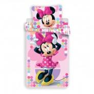 Obliečky Minnie pink 03