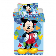 Obliečky do detskej postieľky Mickey baby 02