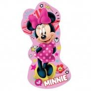 Tvarovaný vankúšik Minnie pink