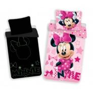 Svietiace obliečky Minnie 075